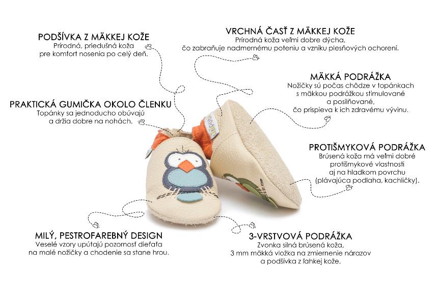Proč si vybrát boty Liliputi