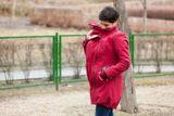 Detská kapucňa so šálom - Nawaho