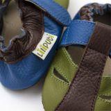 Sandále Liliputi - Earth