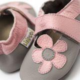 Sandále Liliputi - Kalahari grey
