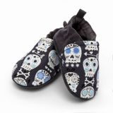 Textilné capačky - Skully