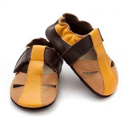 Sandále Liliputi - Sand