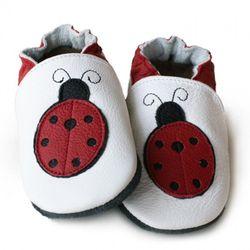 Topánky Liliputi - lienka