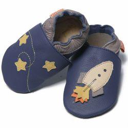 Topánky Liliputi - raketa