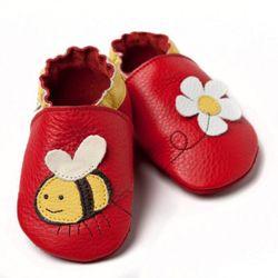 Topánky Liliputi - včielka