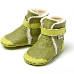 Čižmičky Liliputi - Himalaya green