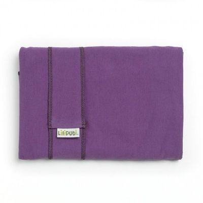 Elastická šatka fialová