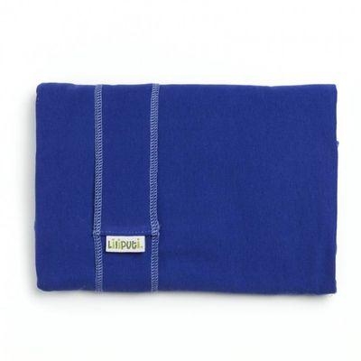Elastická šatka modrá