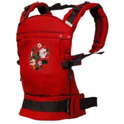 Ergonomický nosič - Matyó červený