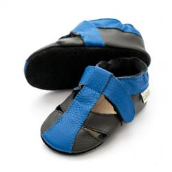 Sandále Liliputi - Atacama black