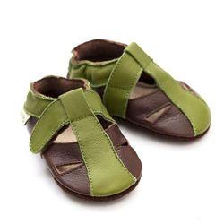 Sandále Liliputi - Atacama brown