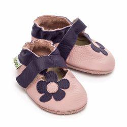 Sandále Liliputi - Lilac
