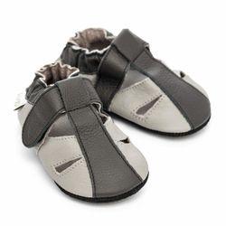 Sandále Liliputi - Stone