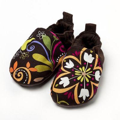 Textilné capačky - Folk tale