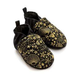 Textilné capačky - Golden Sea