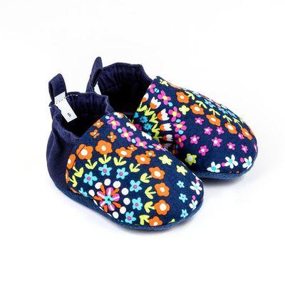 Textilné capačky - Mandala bloom