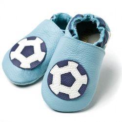 Topánky Liliputi - futbalová lopta