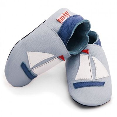 Topánky Liliputi - jachta