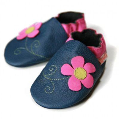 Topánky Liliputi - jarné kvetinky
