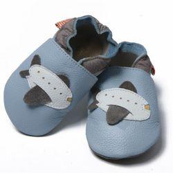 Topánky Liliputi - lietadlo