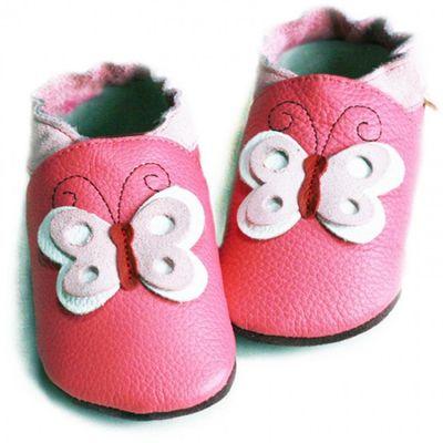 Topánky Liliputi - motýľ